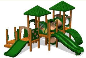Dotace pro obce na dětské hřiště
