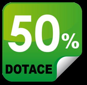 Dotace 50%